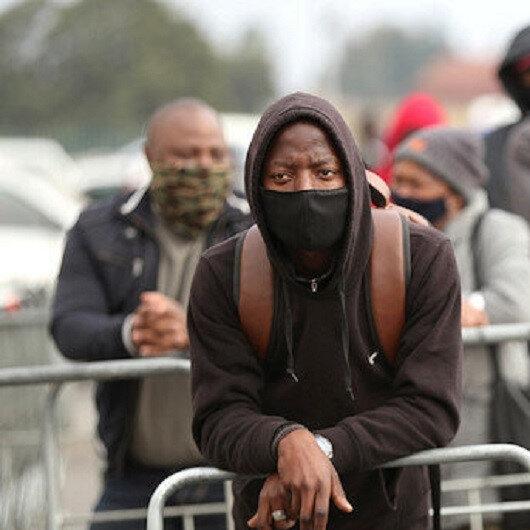 Africa registers 225 new deaths from coronavirus