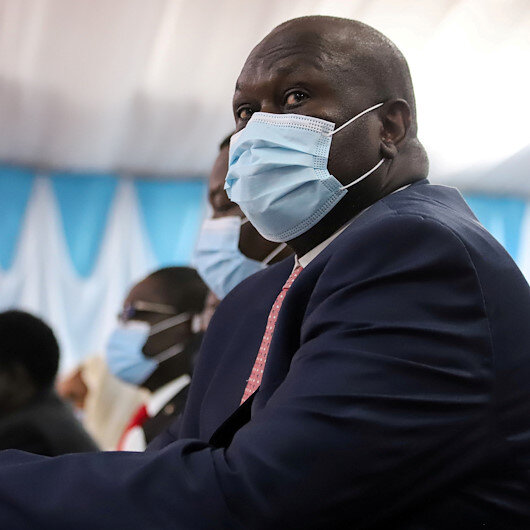 Amnesty urges UN arms embargo on S.Sudan to continue