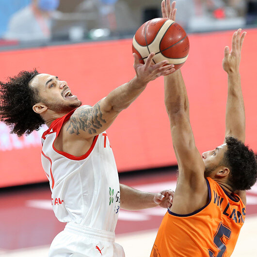 Turkey beat Netherlands 73-71 in EuroBasket 2022 quals