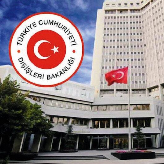 Turkey denounces Boko Haram terror attack in Nigeria