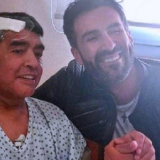 """التحقيق مع طبيب مارادونا بشبهة """"القتل غير المتعمد"""""""