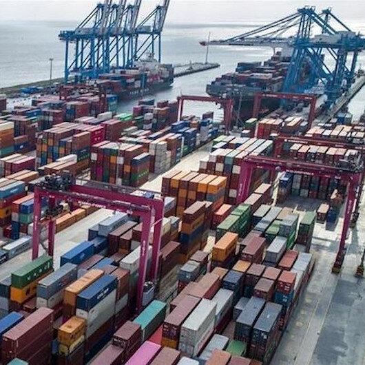 الصادرات التركية تسجل ارتفاعا بـ 5.6 بالمئة في أكتوبر