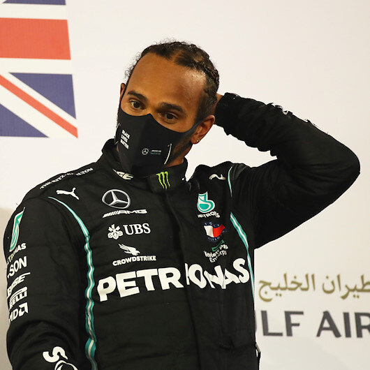 F1: Lewis Hamilton tests positive for coronavirus