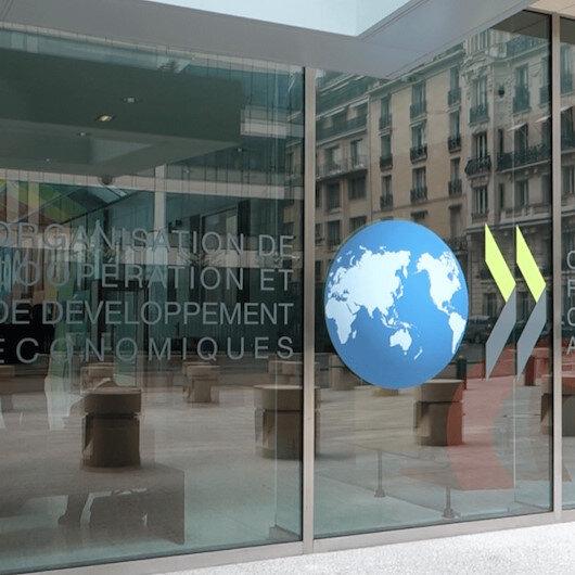 """""""التعاون الاقتصادي والتنمية"""" تتوقع نموًا عالميًا بـ4.2 في 2021"""