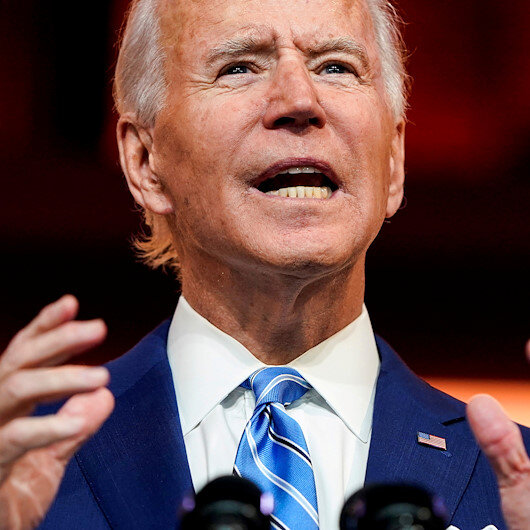ANALYSIS: Biden prepares to take the reins from defiant Trump