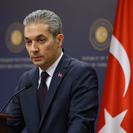 Turkey reaffirms readiness for dialogue with Greece
