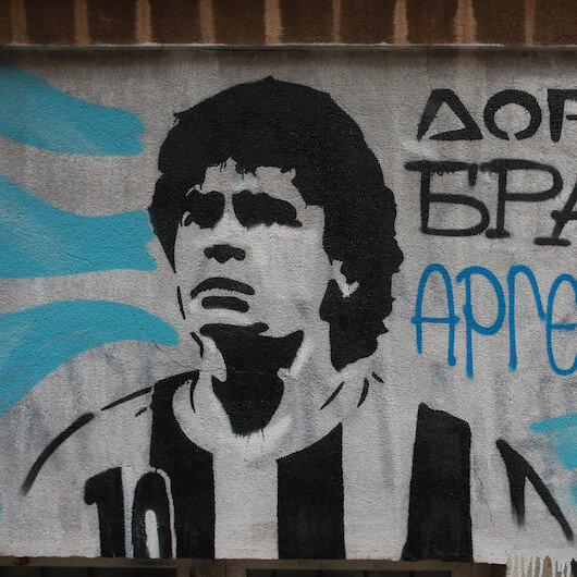 Turkey sends Argentina condolences over Maradona