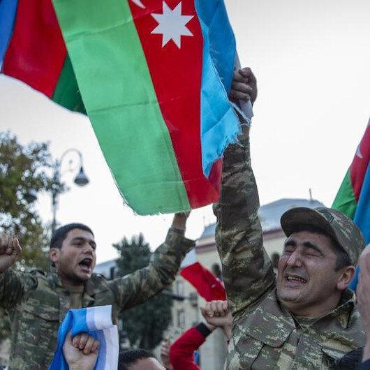 """أذربيجان تعلن 10 نوفمبر """"يوم النصر"""""""
