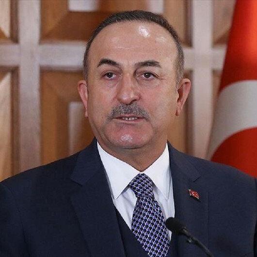 """تشاووش أوغلو: عملية """"إيريني"""" استخدمت مؤخرًا أداةً ضد تركيا"""