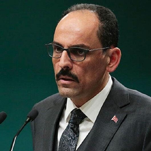 متحدث الرئاسة التركية يبحث الأزمة السورية مع المبعوث الأمريكي