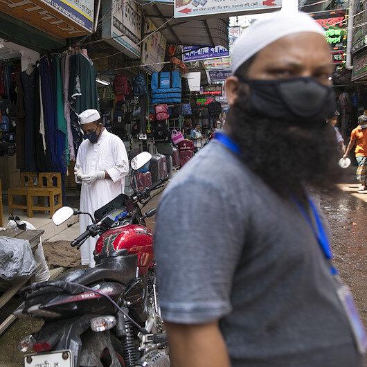 Virus deaths top 6,700, cases near 470,000 in Bangladesh