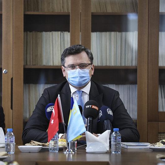 أوكرانيا تبدي رغبتها في تنفيذ مشاريع تكنولوجية مع تركيا
