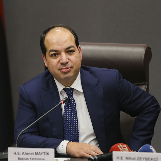 Turkey our sole supporter in hard times: Libyan official