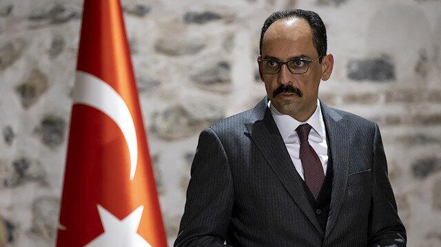 Turkish Justice Minister Gul - Presidential Spokesman Kalin