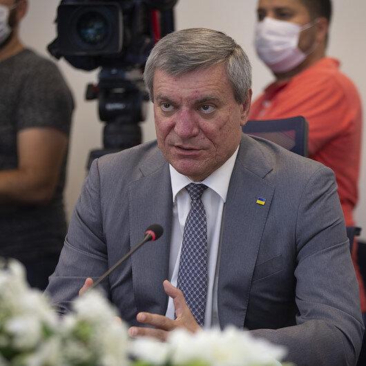 Turkish authorities deny reports on Ukrainian official