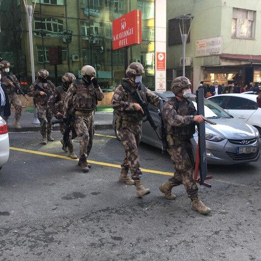 Kahramanmaraş'ta operasyona giden polise ateş açıldı: 1 polis şehit oldu