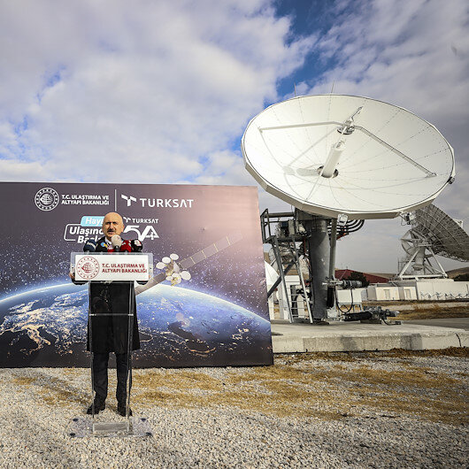 Turkey flexes space muscles with new satellites