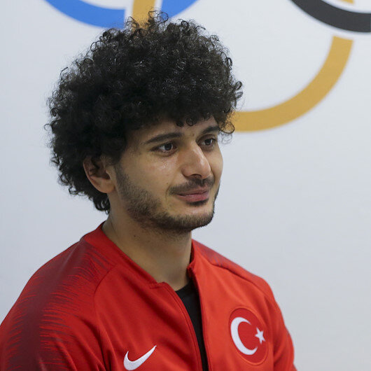 'I never gave up,' says Turkish amputee footballer