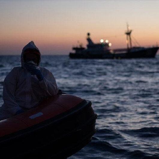 تركيا تفند مزاعم تتعلق بمهاجرين في مياه اليونان الإقليمية