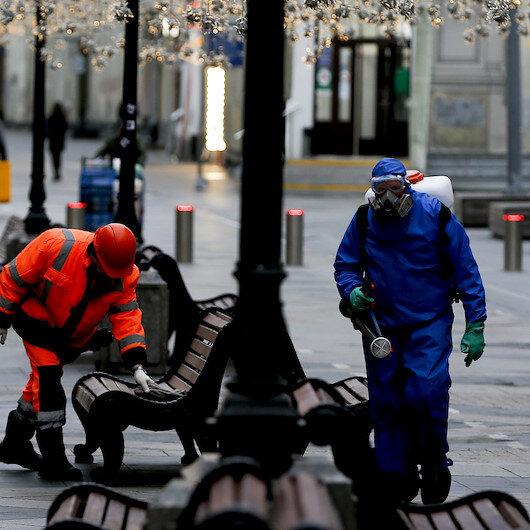 Russia reports record 28,145 new coronavirus cases, 554 deaths