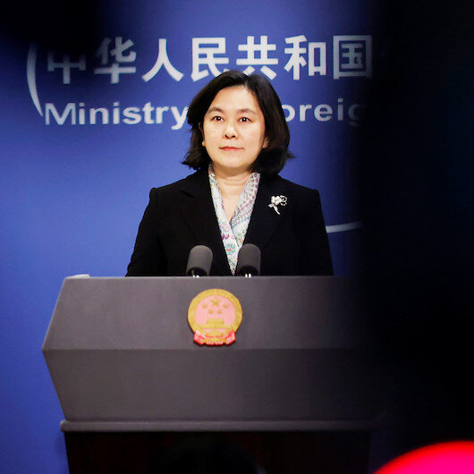 China reaffirms support for Palestinian cause