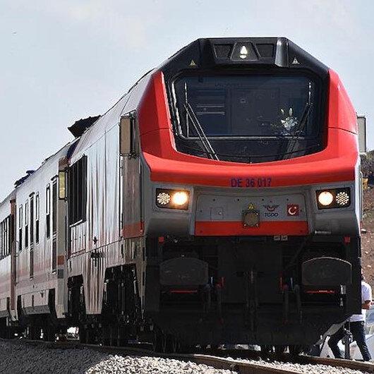 تركيا: قطار التصدير المتجه إلى الصين يعبر قارتين وبحرين و5 دول