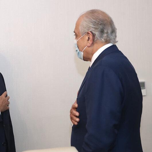 خليل زاد يبحث في أنقرة محادثات السلام الأفغانية
