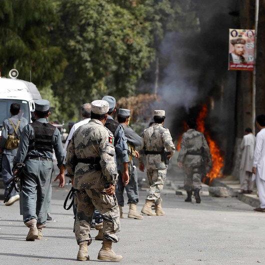 مقتل 3 عناصر أمن في تفجير شرقي أفغانستان