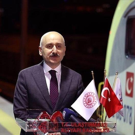 أول قطار تصدير يغادر تركيا الجمعة في طريقه إلى الصين