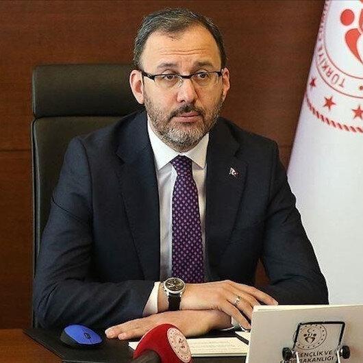 وزير الشباب والرياضة التركي يعلن إصابته بكورونا