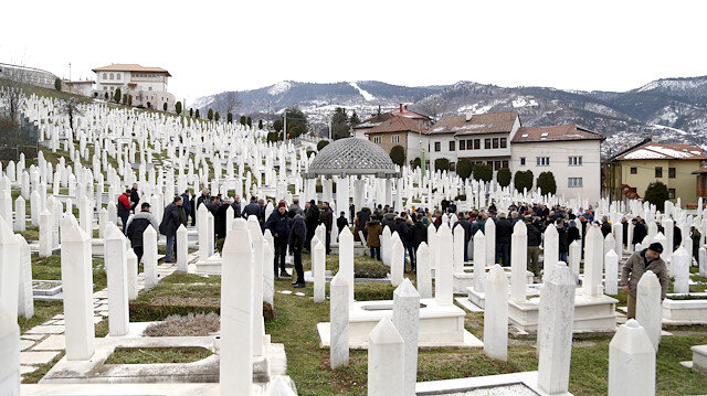 Former Serb soldiers sentenced over 'war crimes' in Bosnia