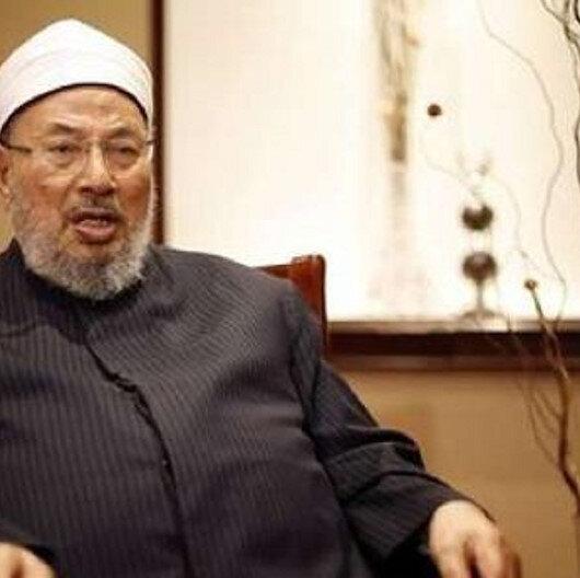 """""""علماء المسلمين"""" ينفي وفاة يوسف القرضاوي في قطر"""