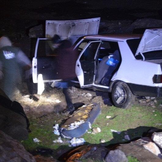 Kahramanmaraş'ta hareketli gece: Polisin 'dur' ikazına uymadı köprüden aşağı uçtu
