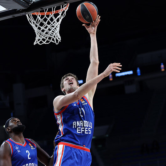 Anadolu Efes to take on Valencia Basket in EuroLeague