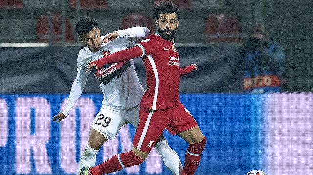 Salah'tan tarihe geçen gol: Gerrard'ı geride bıraktı