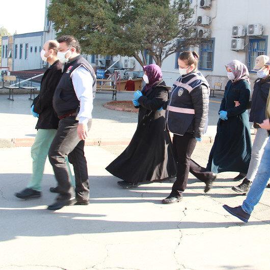Kahramanmaraş'ta FETÖ/PDY operasyonunda yakalanan 5 kişiden 3'ü tutuklandı