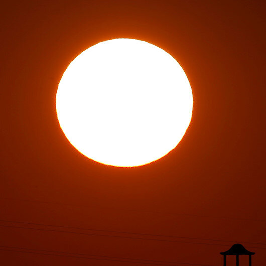 'World heading for temperature rise in excess of 3°C'