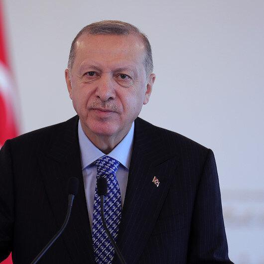 Turkey's Erdoğan hails Human Rights Day