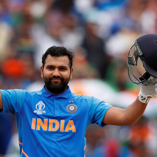 Cricket: Fit-again India batsman Rohit cleared to fly to Australia