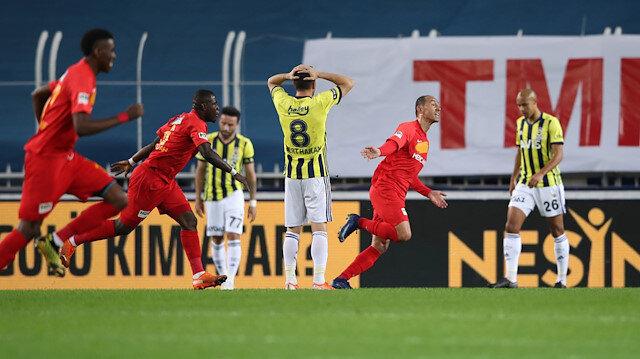 Malatyaspor, Kadıköy'de farklı kazandı