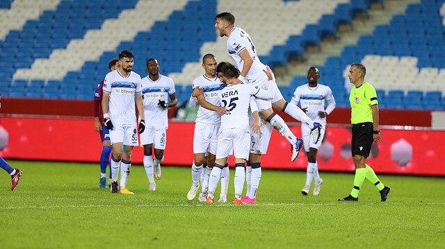 Kupada büyük sürpriz: Son şampiyon Trabonspor penaltı atışlarında veda etti