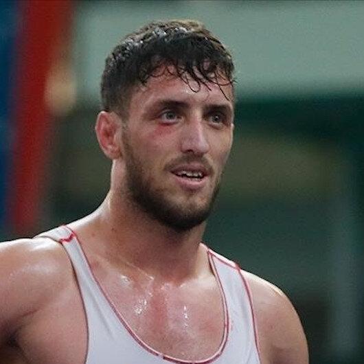 """مصارعة: التركي """"أريلماز"""" يحرز برونزية بطولة العالم"""
