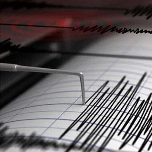Ege Denizi'ndeki depremin ardından Denizli'de de deprem oldu