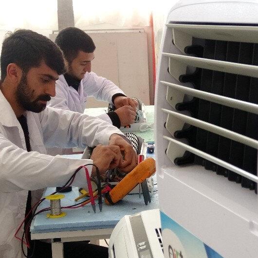 Koronavirüsü yok eden cihaz: Van'da üretilen cihaz İngiltere laboratuvarlarında tam not aldı
