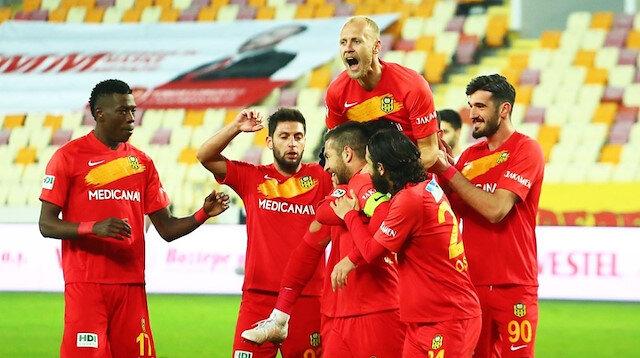 Yeni Malatyaspor iç sahada maç kaybetmiyor