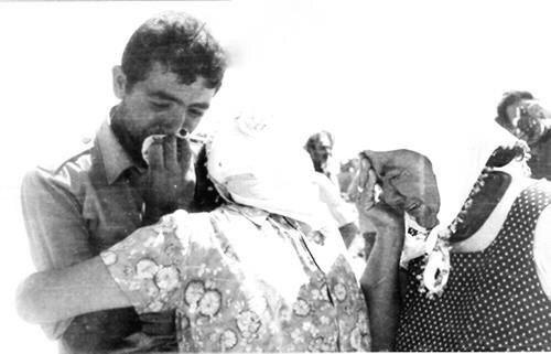 Aradan geçen 46 yılın ardından Aşır'ın kız kardeşleri Aliye ve Havva'nın kemikleri, Kayıplar Komitesi tarafından tespit edildi.