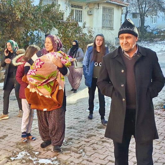 Elazığ'da 5,3'lük artçı deprem