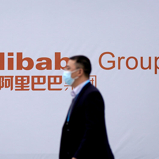 Alibaba increases share repurchase programme to $10 bln, shares fall