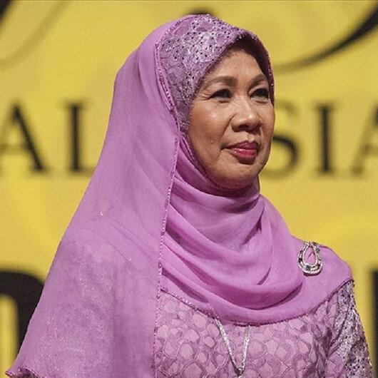 ملكة ماليزيا: منبهرة بتمازج التأثيرات الإسلامية في الفنون التركية