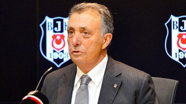 Beşiktaş'tan Başkan Ahmet Nur Çebi açıklaması: Testi pozitif çıktı